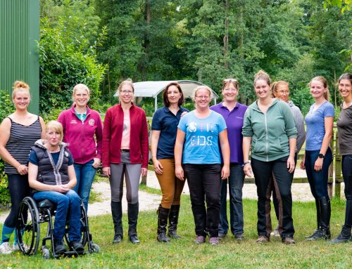 Kursbericht: Centered Riding® Update mit Christa Müller